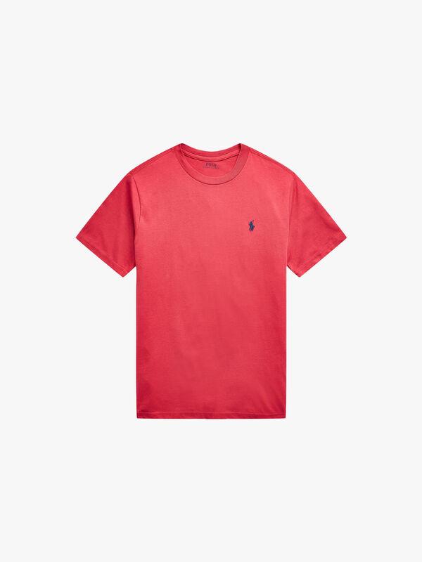 Jersey Crewneck T-Shirt