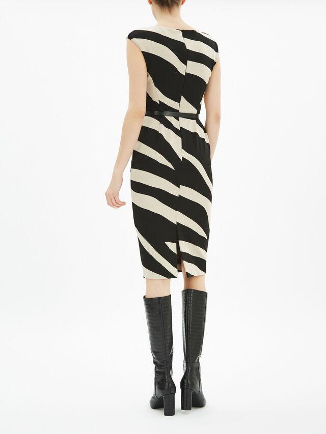 Blasone Printed Jersey Dress