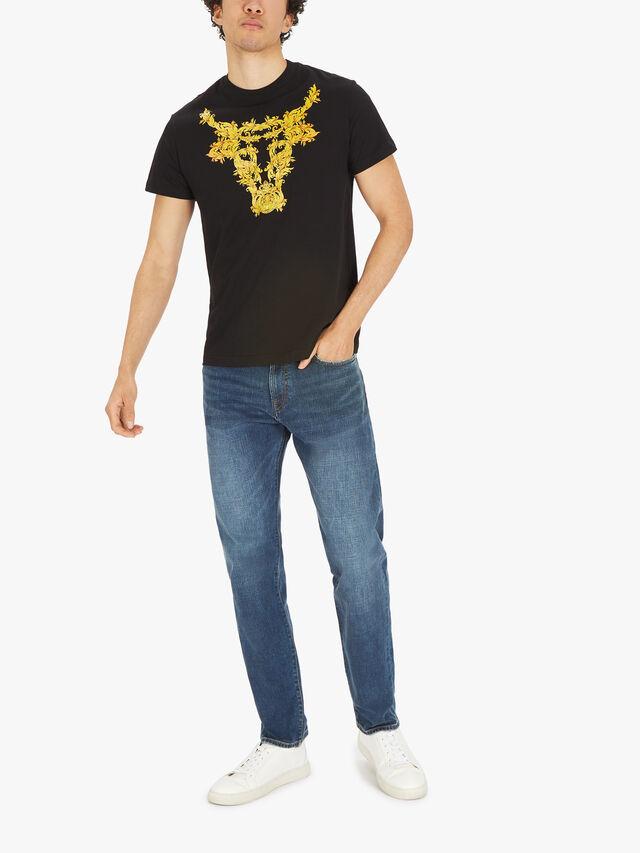 Lunar New Year Motif T-Shirt