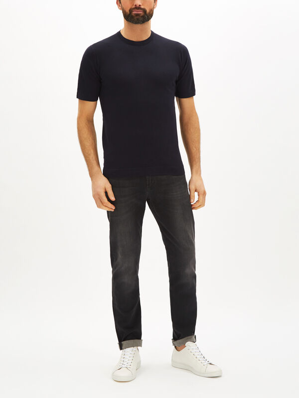 Lorca Knit T-Shirt