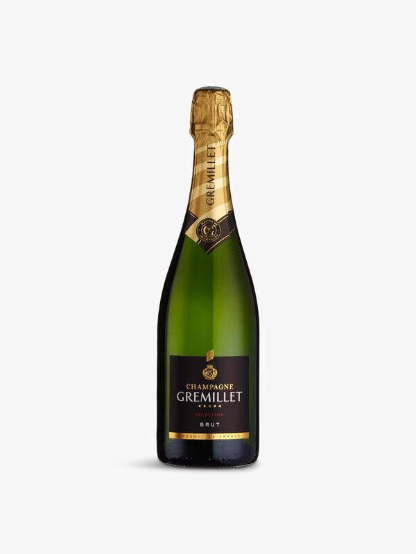 Champagne Gremillet Sélection Brut NV 75cl