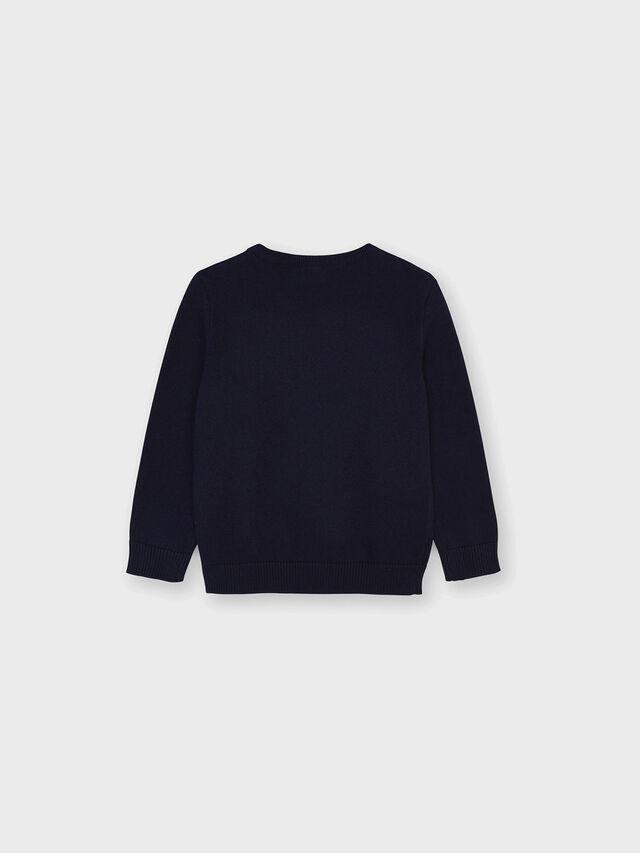 Basic Cotton Crew Neck Knit