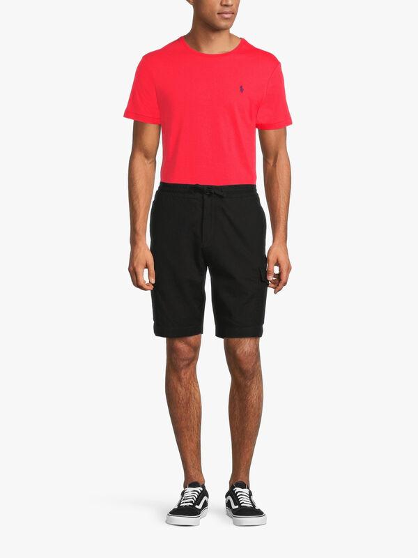 Five Pocket Cargo Shorts