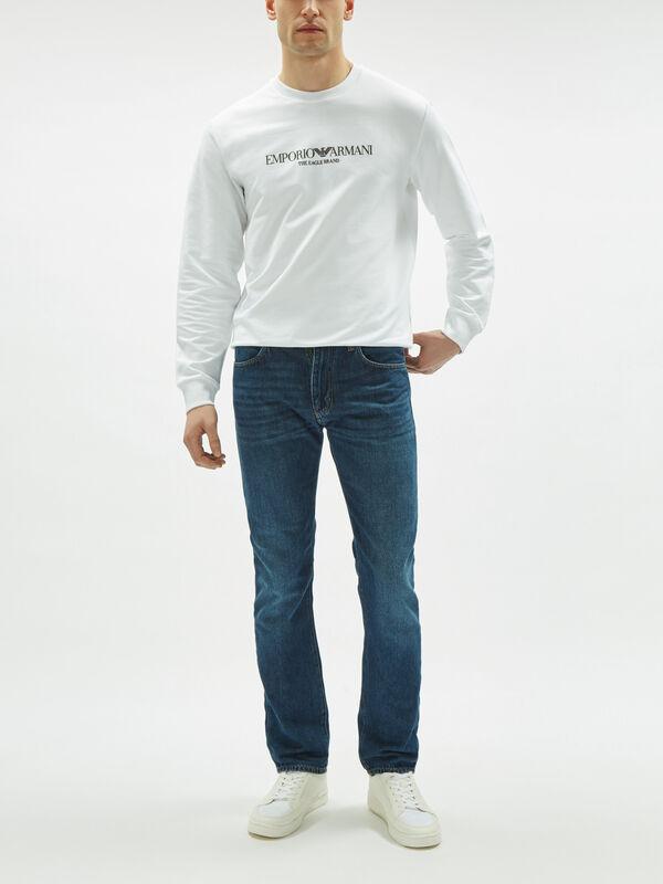 J45 Regular Tapered Fit Jeans