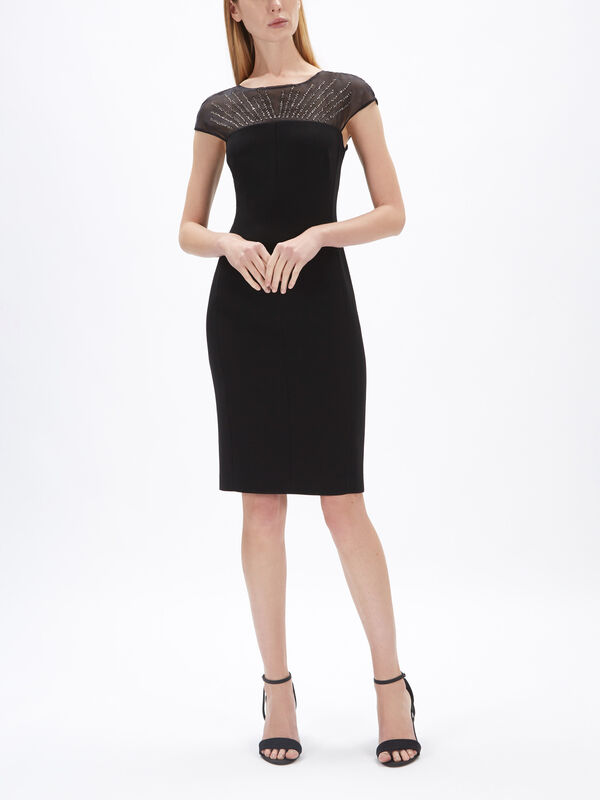 Ospite Fitted Dress