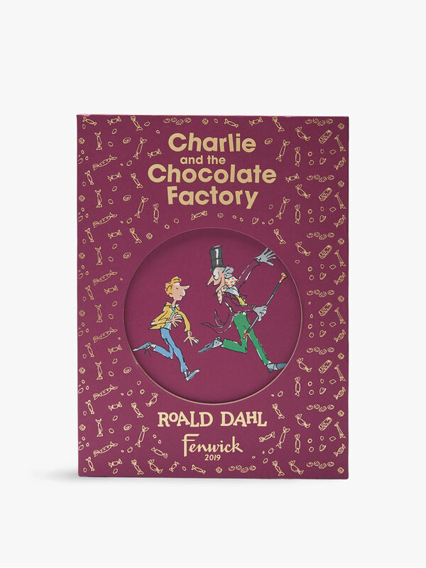 Charlie and the Chocolate Factory Book