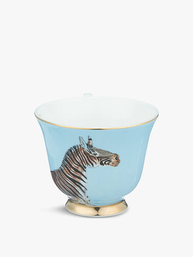Zebra Teacup