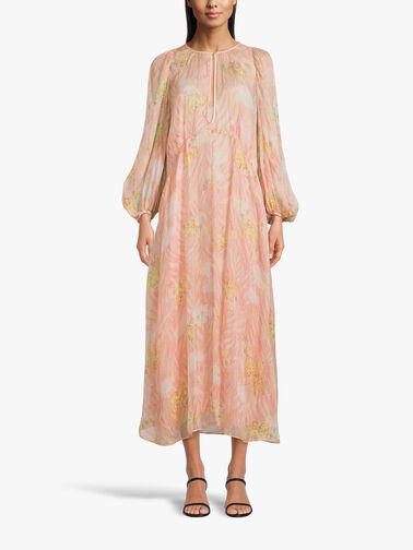 Printed-Lurex-Chiffon-Silk-Long-Dress-8257
