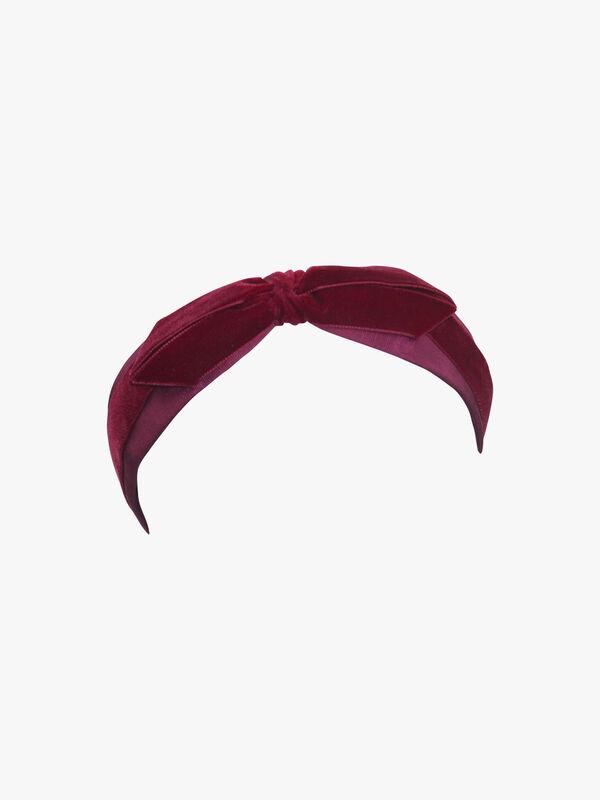 Bengaline Side Bow Headband