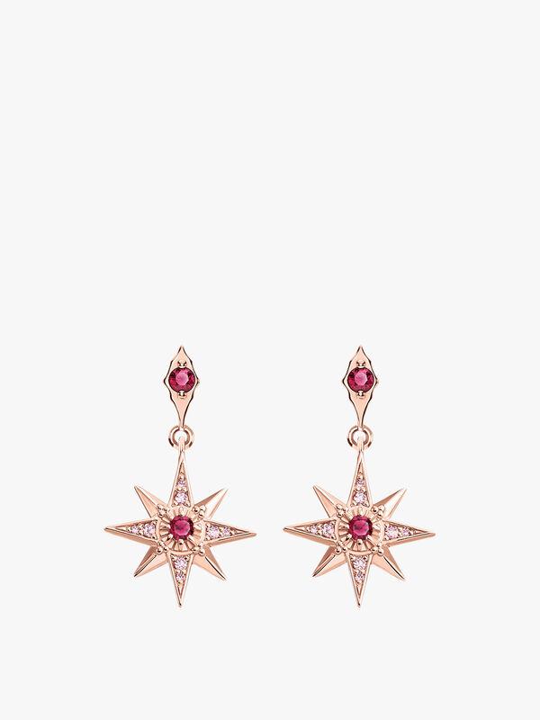 Magic Stars Drop Earrings