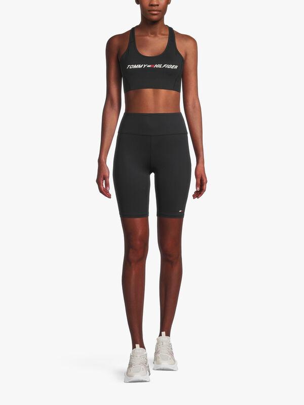Skinny Fit Small Logo Short