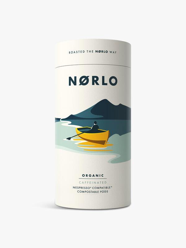 Compostable Nespresso® Compatible Pods