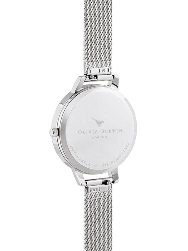 Wonderland Mesh Watch