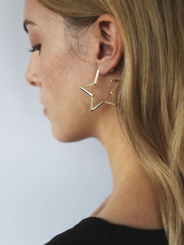 Exclusive Side Facing Star Earrings
