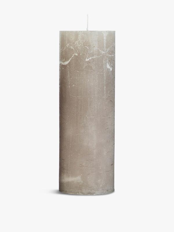 Rustic Candle 20cm 75hr