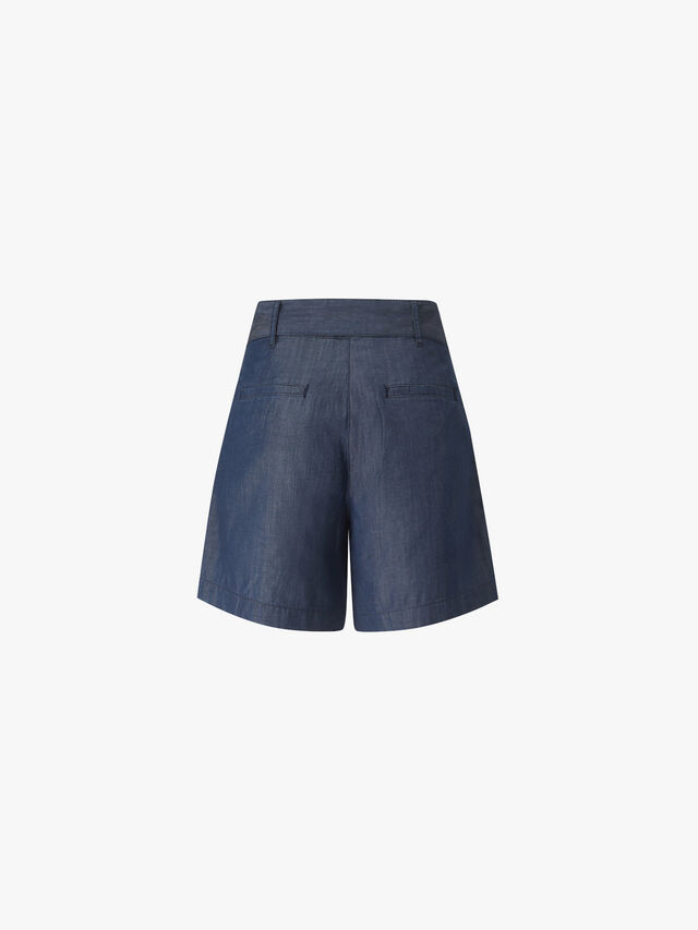 Diradato Chambray Shorts