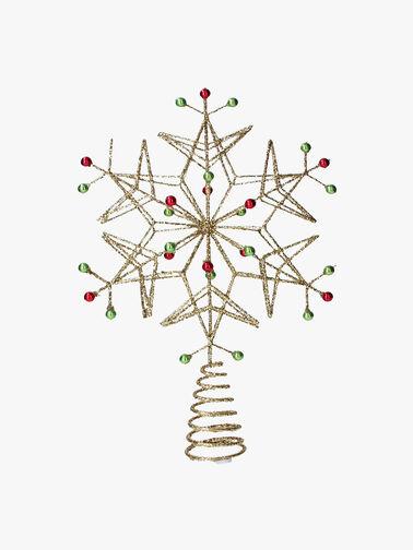 Tree Top Snowflake