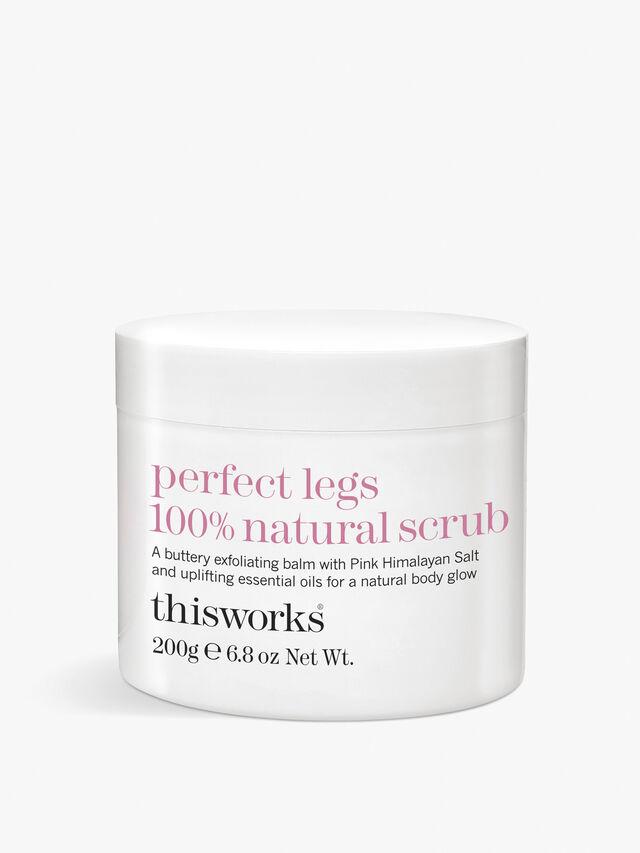 Perfect Legs Natural Scrub