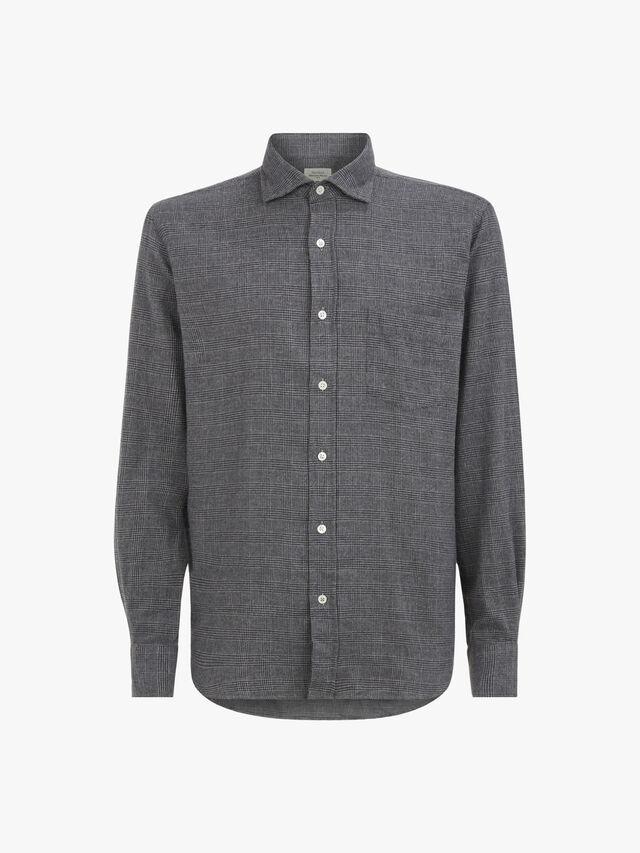Paul Plaid Check Shirt