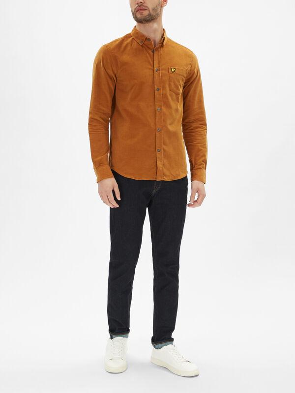 Needle Cord Shirt