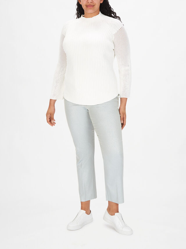 Raggiox Cotton Twill Stretch Trouser