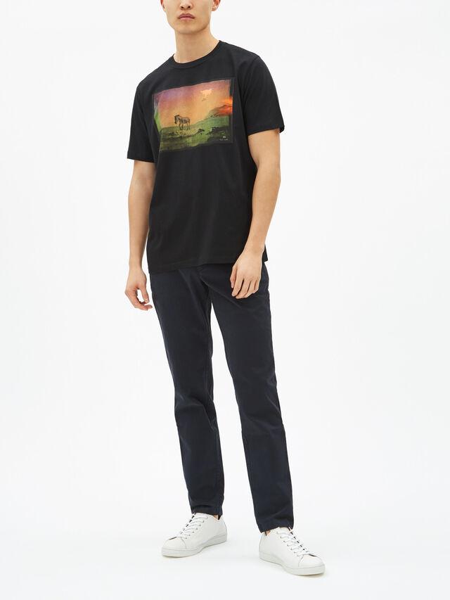Zebra Polaroid T-Shirt