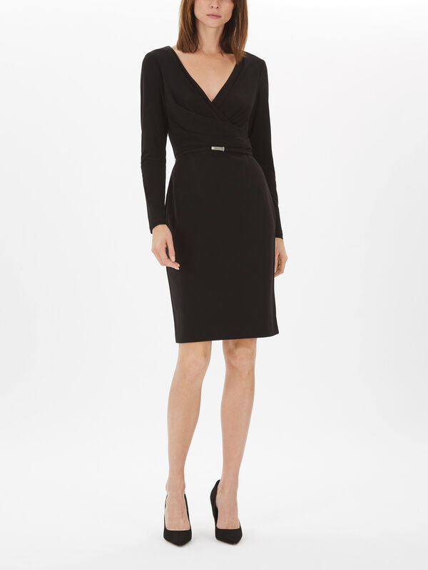Alexie Long Sleeve Day Dress