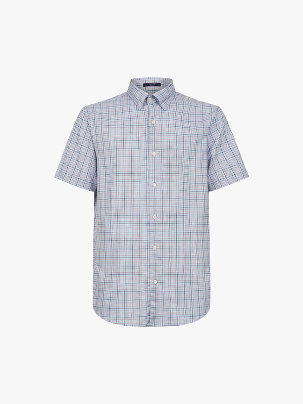 Check Tech Prep Oxford Shirt