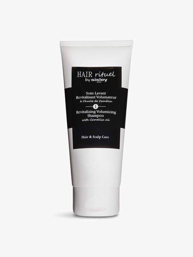 Revitalizing Volumizing Shampoo with Camellia oil