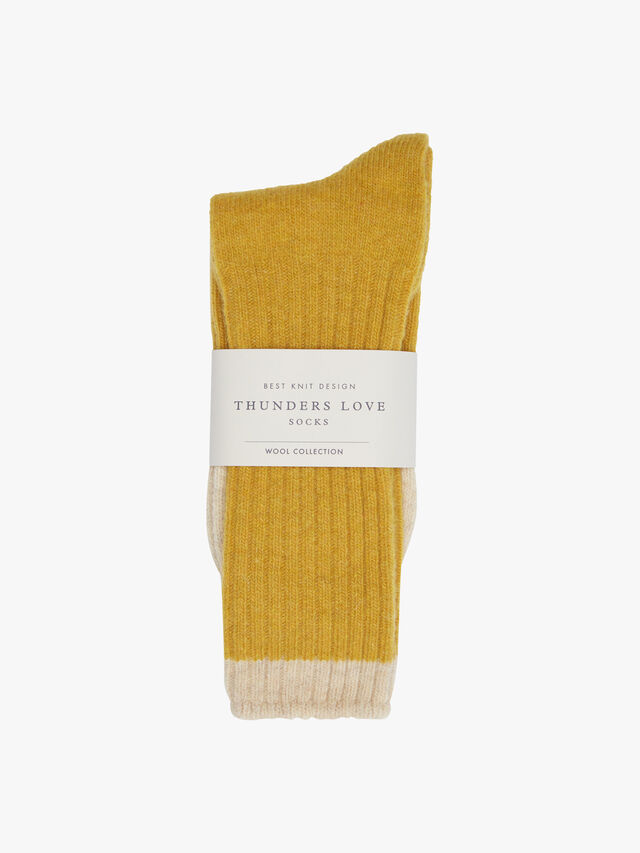 Wool Collection Sock