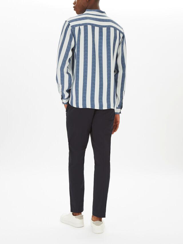 Perry Jumbo Stripe Shirt