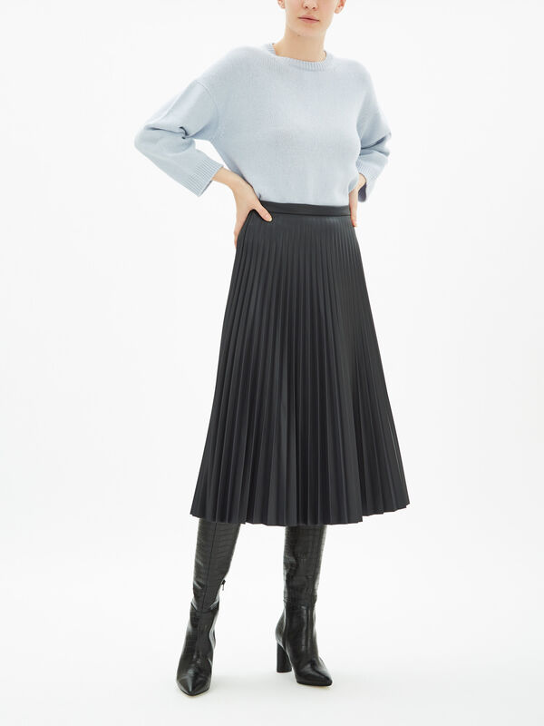 Dula Pleated Skirt