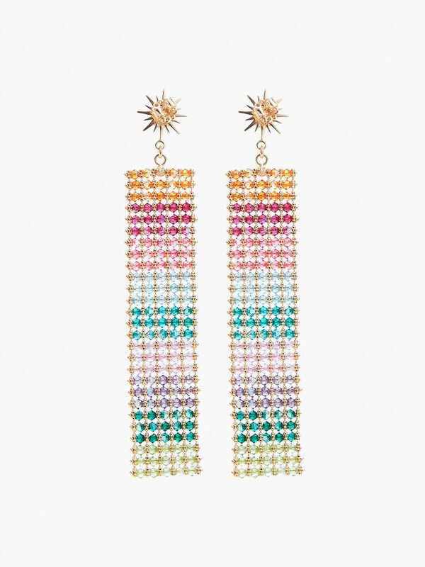 Fashion Bug Blog x Soru Alexandra Earrings