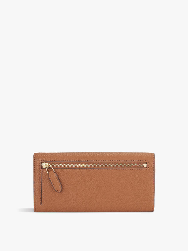 Elmswood Flap Continental Large Wallet