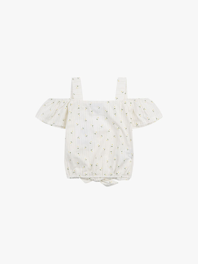 Daisy Strappy Top