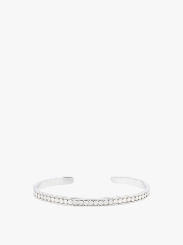 Dotted Stacking Cuff Bracelet