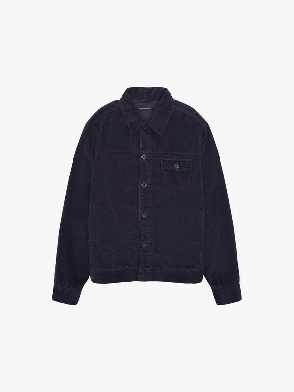 Cotton Corduroy Jacket