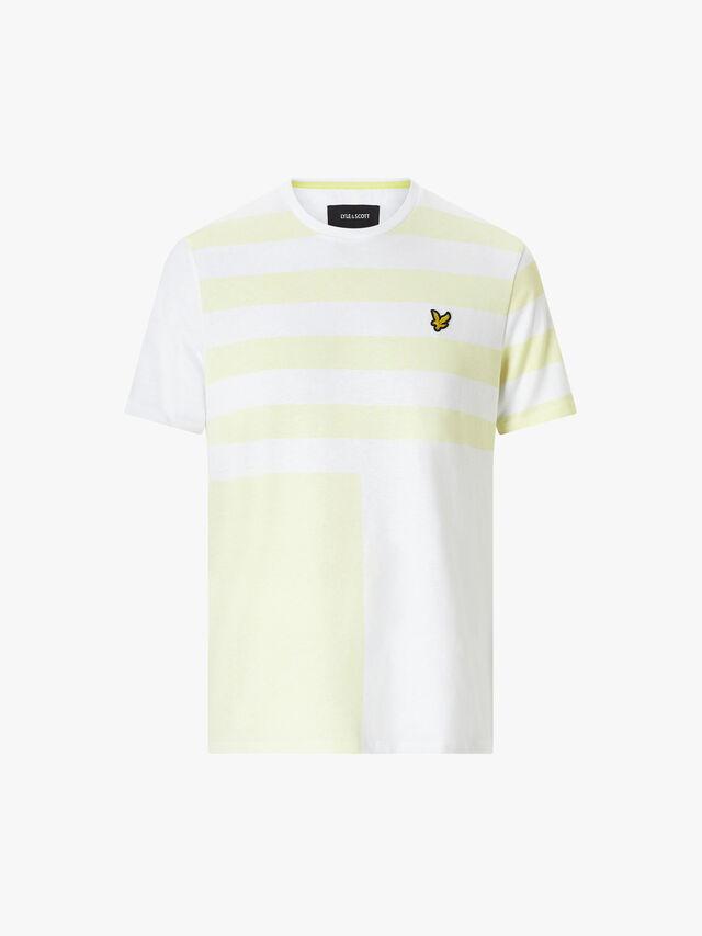 Stripe Block T-Shirt