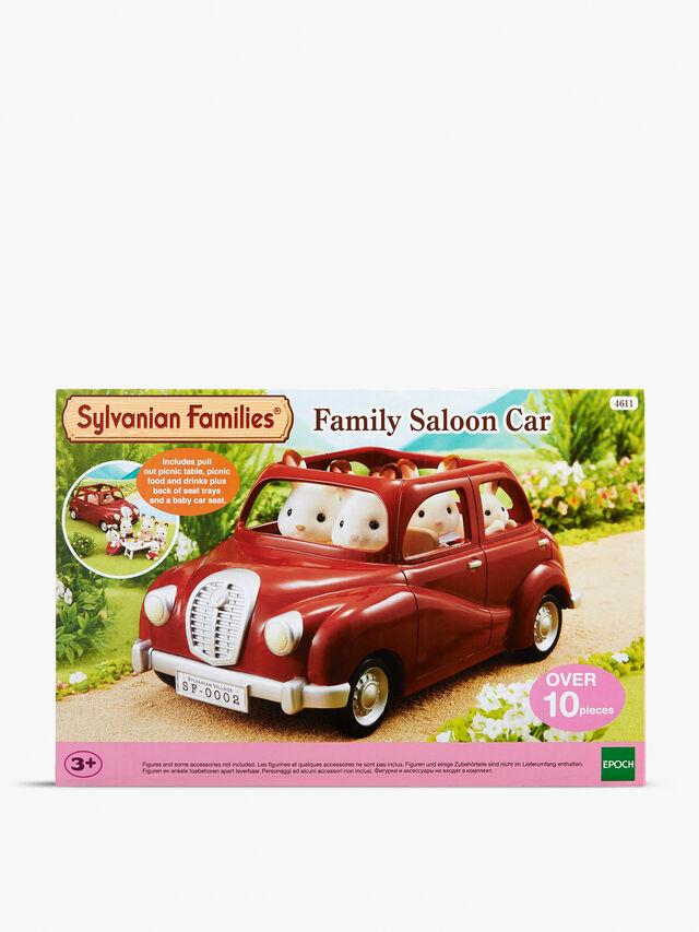 Family Saloon Car