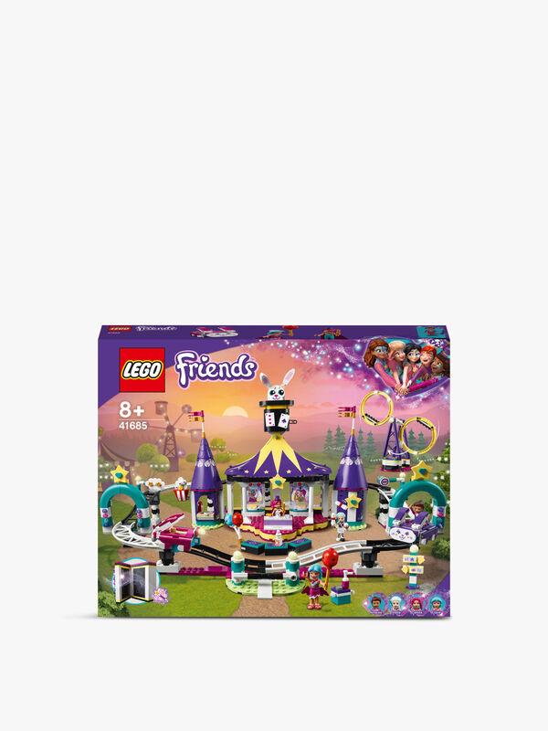 Friends Magical Funfair Roller Coaster