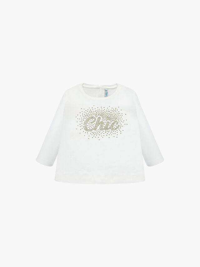 Chic Studded Top
