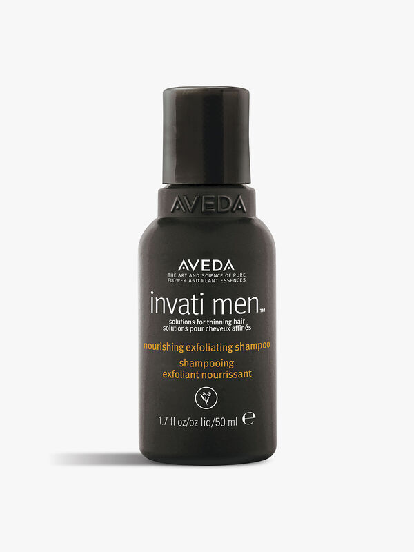 Invati Men Exfoliating Shampoo 50 ml