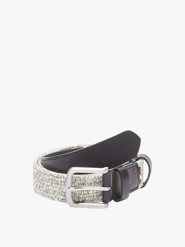 Casual Lux Webbing Belt