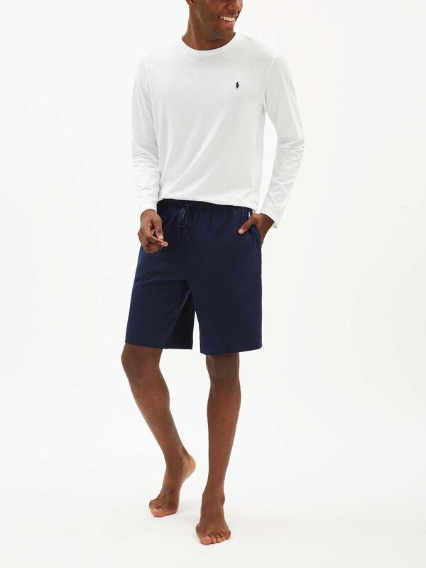 Liquid Cotton Lounge Shorts