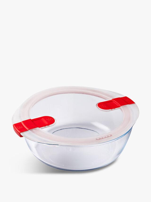 Cook & Heat Large Round Dish