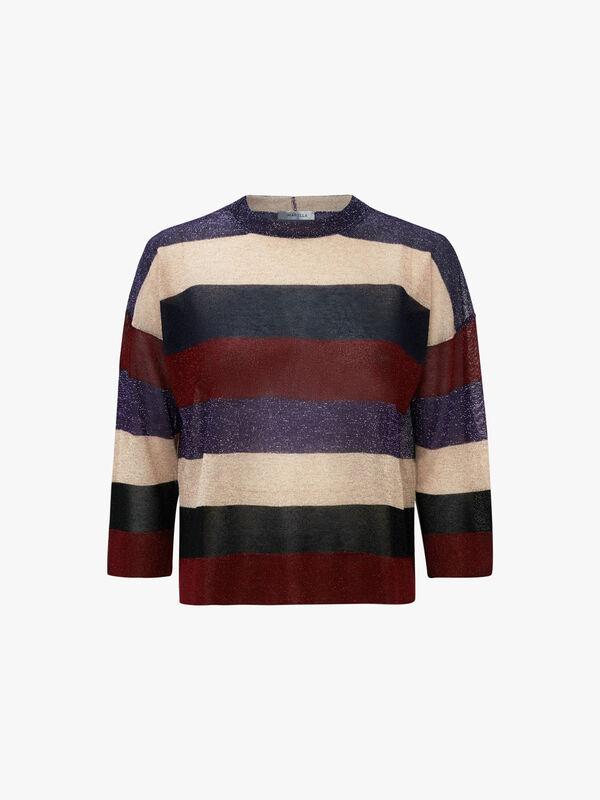 Werther Fine Lurex Knit