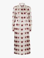 Fazio-Star-Print-Side-Pleat-Dress-0000573352