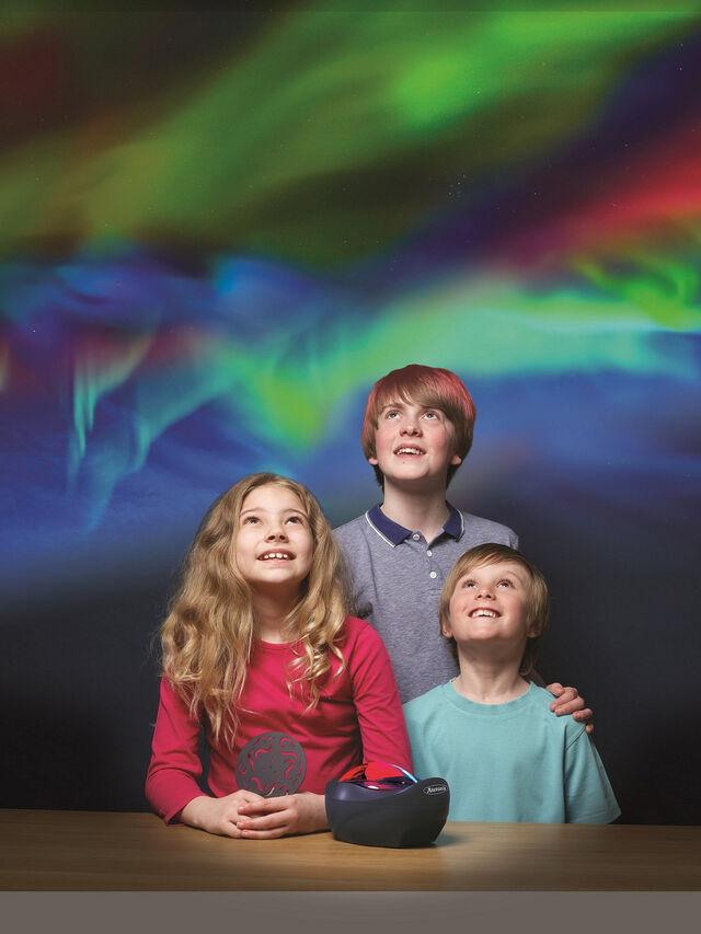 Aurora Northern Light Projector