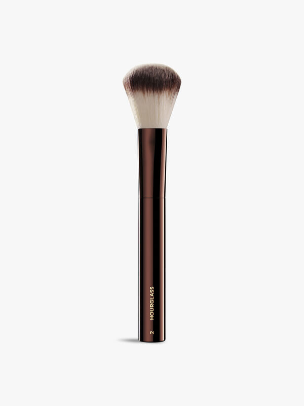 No. 2 – Foundation & Blush Brush