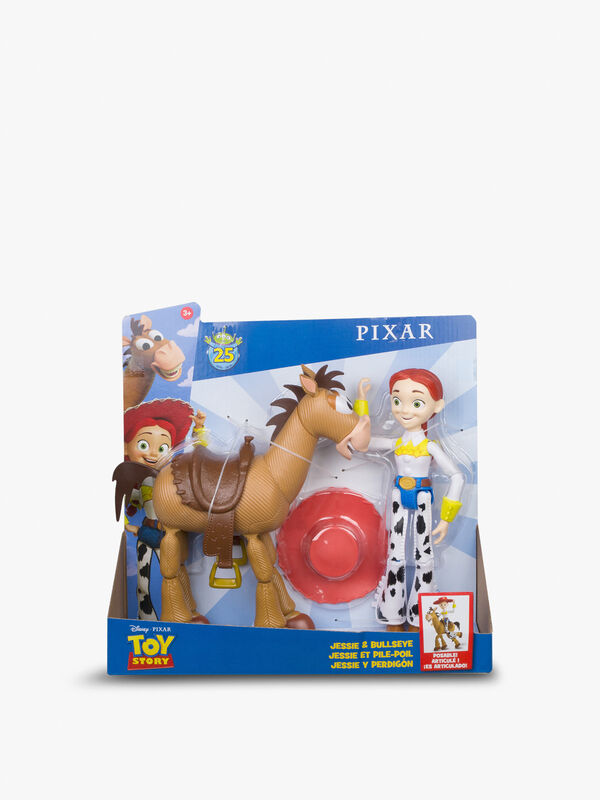 Pixar Jessie and Bullseye 2-Pack
